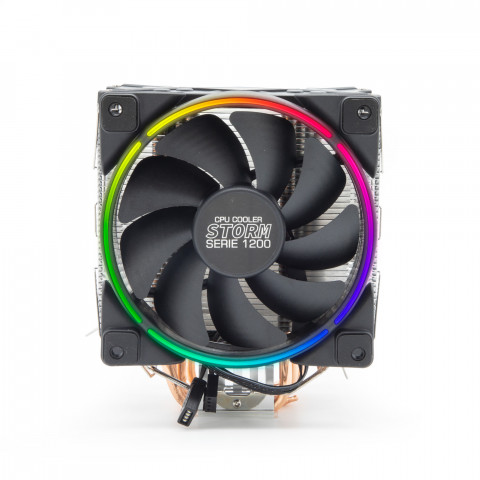 Yeyian Air Cooler System RGB AC1200 Storm Series 1200