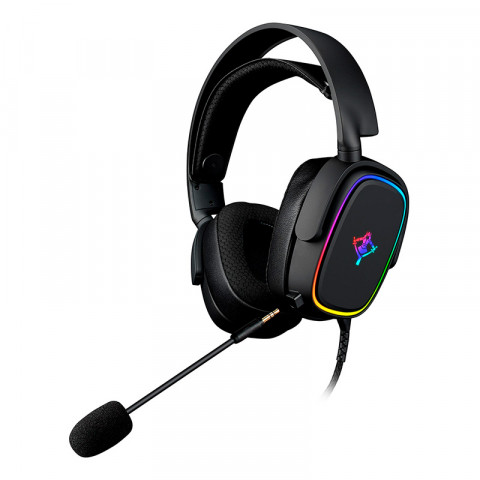 Yeyian Gaming Headset Proud Series 3500 Black - SKU: YDG-33405