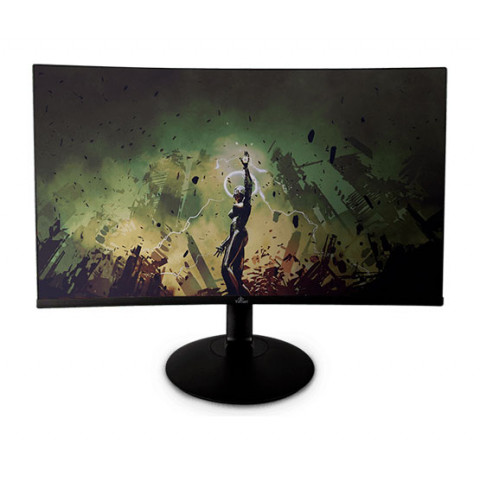 """Yeyian Gaming Curved Monitor 23.6"""" Sigurd, 2500 - Model: YMS-70801"""